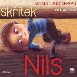 Audiokniha Skřítek Nils - Astrid Lindgrenová - Linda Rybová
