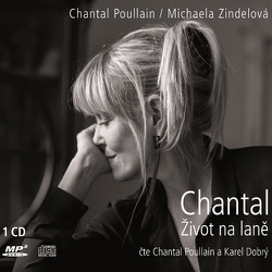 Chantal Život na laně - Chantal Poullain (Audiokniha)