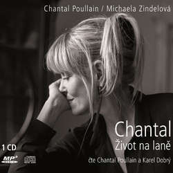 Audiokniha Chantal Život na laně - Chantal Poullain - Chantal Poullain