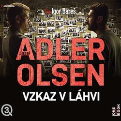 Audiokniha Vzkaz v láhvi - Jussi Adler-Olsen - Igor Bareš