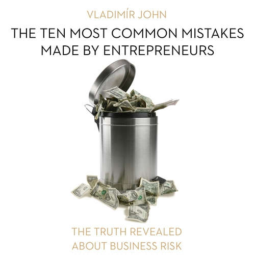 Audiobook The ten most common mistakes made by entrepreneurs (EN) - Vladimír John - David Riley