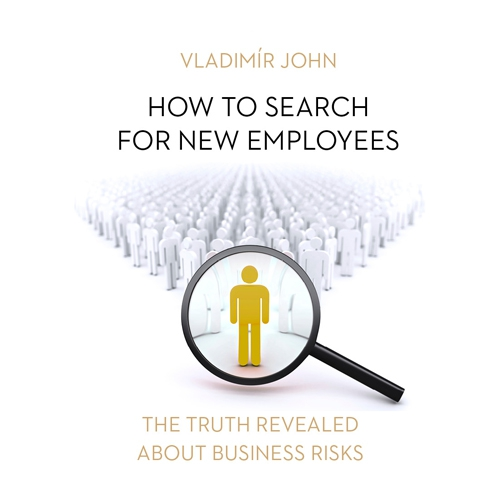 How to search for new employees (EN) - Vladimír John (Audiobook)