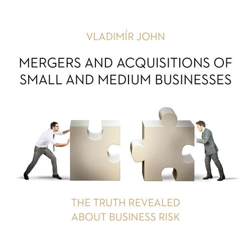 Audiobook Mergers and acquisitions of small and medium businesses (EN) - Vladimír John - Sheylley Blond