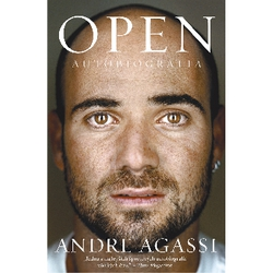 OPEN: Andre Agassi  - Andre Agassi (Audiokniha)