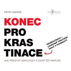 Audiokniha Konec prokrastinace - Petr Ludwig - Jakub Hejdánek