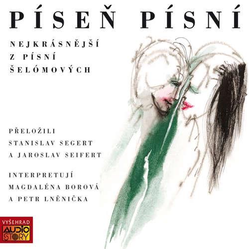 Audiokniha Píseň písní - Autor Neznámy - Petr Lněnička