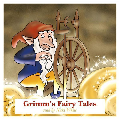 Grimm's Fairy Tales - Jacob Grimm (Audiobook)