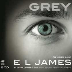 GREY (Padesát odstínů šedi pohledem Christiana Greye) - E L James (Audiokniha)