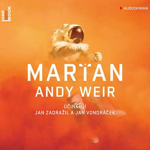 Audiokniha Marťan - Andy Weir - Jan Vondráček