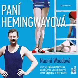 Paní Hemingwayová - Naomi Wood (Audiokniha)
