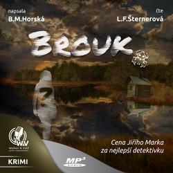 Brouk - B.M. Horská (Audiokniha)