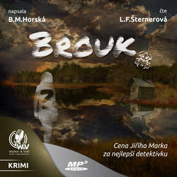 Audiokniha Brouk - B.M. Horská - Lucie Fiona Šternerová