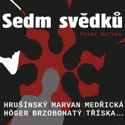 Sedm svědků - Peter Karvaš (Audiokniha)