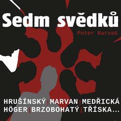 Audiokniha Sedm svědků - Peter Karvaš - Vladimír Brabec