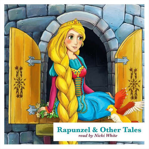 Audiobook Rapunzel and Other Tales - Hans Christian Andersen - Nicki White