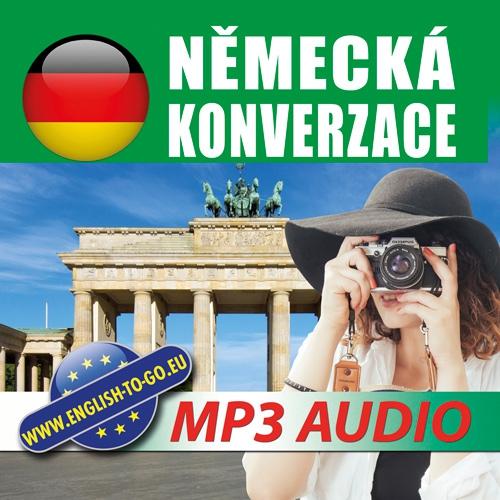 Německá konverzace - Rôzni Autori (Audiokniha)