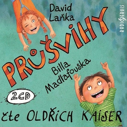 Průšvihy Billa Madlafouska - David Laňka (Audiokniha)