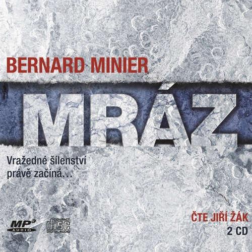 Audiokniha Mráz - Bernard Minier - Jiří Žák