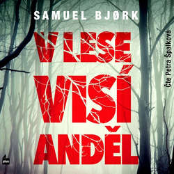 Audiokniha V lese visí anděl - Samuel Bjork - Petra Špalková