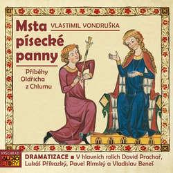 Audiokniha Msta písecké panny - Vlastimil Vondruška - David Prachař