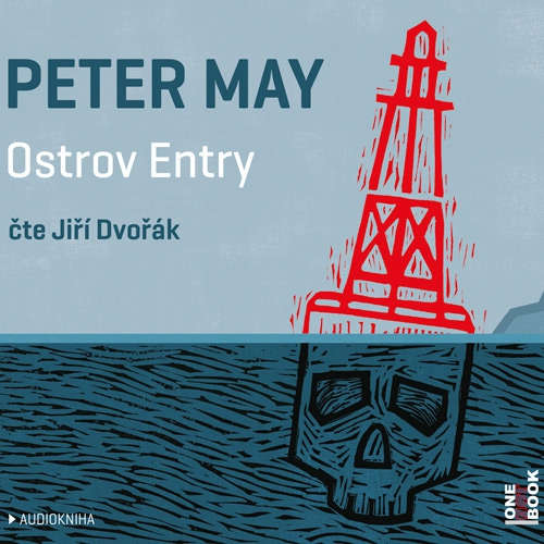 Audiokniha Ostrov Entry - Peter May - Jiří Dvořák