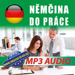 Hoerbuch Němčina do práce  - Rôzni autori - Rôzni Interpreti