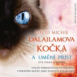 Dalajlamova kočka a umění příst - David Michie (Audiokniha)