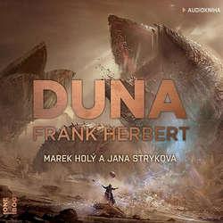 Audiokniha DUNA - Frank Herbert - Jana Stryková
