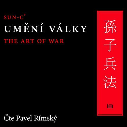 Audiokniha Umění války -  a Sun-c' - Pavel Rímský