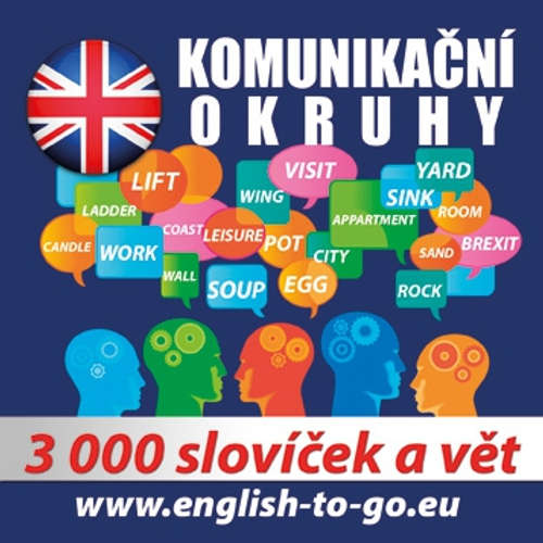 Audiokniha Komunikační okruhy - Various authors - Rôzni Interpreti