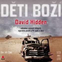 Audiokniha Děti boží - David Hidden - Jiří Žák