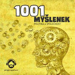 Audiokniha 1001 myšlenek: část Politika a Společnost  - Robert Arp - Gustav Bubník