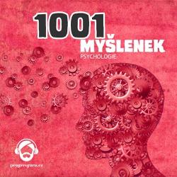 1001 myšlenek: část Psychologie - Robert Arp (Audiokniha)