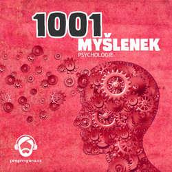 Audiokniha 1001 myšlenek: část Psychologie - Robert Arp - Gustav Bubník