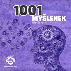 Audiokniha 1001 myšlenek: část Náboženství - Robert Arp - Gustav Bubník