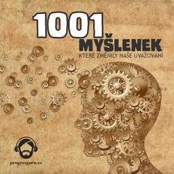 1001 myšlenek, které změnily naše uvažování - Robert Arp (Audiokniha)