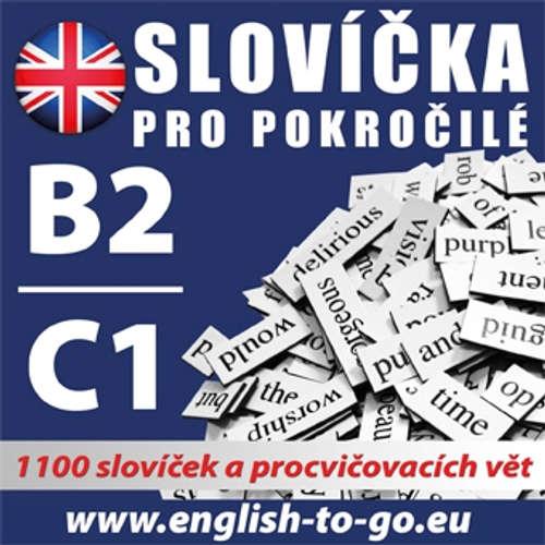 Audiokniha Angličtina - slovíčka pro pokročilé B2, C1  - Různí autoři -  Různí