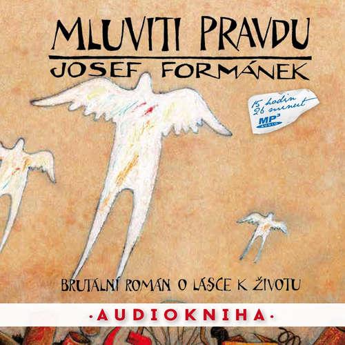 Audiokniha Mluviti pravdu - Josef Formánek - Filip Švarc