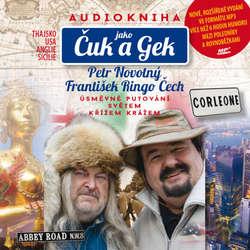 Audiokniha Jako Čuk a Gek - František Ringo Čech - František Ringo Čech