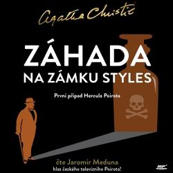 Záhada na zámku Styles - Agatha Christie (Audiokniha)