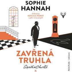 Audiokniha Zavřená truhla - Sophie Hannah - Martin Hruška