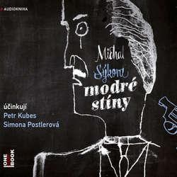 Audiokniha Modré stíny - Michal Sýkora - Simona Postlerová