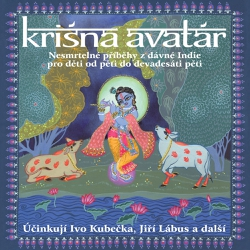 Krišna Avatár - Authors Various (Audiokniha)
