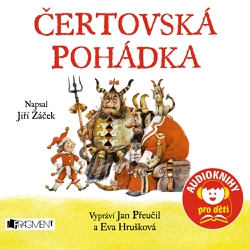 Čertovská pohádka - Jiří Žáček (Audiokniha)