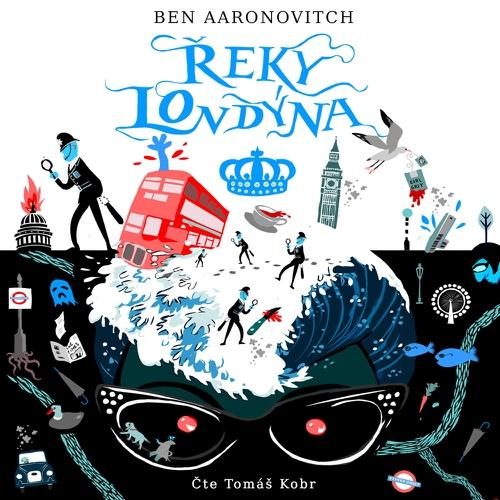 Řeky Londýna - Ben Aaronovitch (Audiokniha)