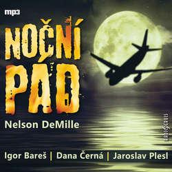 Audiokniha Noční pád - Nelson DeMille - Igor Bareš