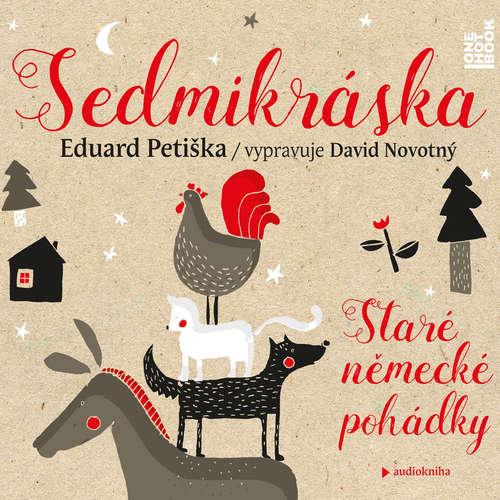 Audiokniha Sedmikráska - Eduard Petiška - David Novotný