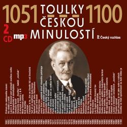 Toulky českou minulostí 1051-1100 - Josef Veselý (Audiokniha)