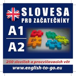 Angličtina - slovesa pro začátečníky  - Různí Autoři (Audiokniha)