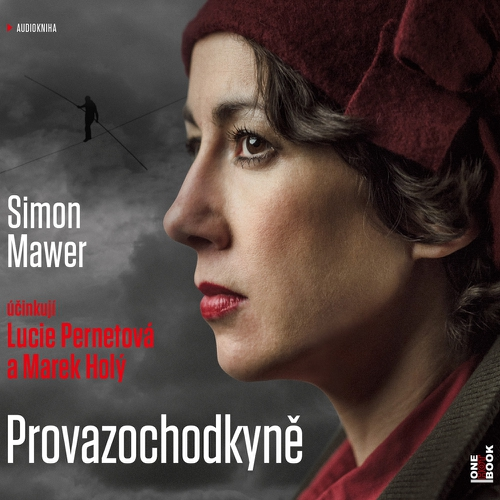 Provazochodkyně - Simon Mawer (Audiokniha)